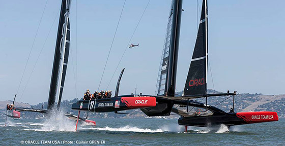 BLOG: Remarkable Comeback in America's Cup Could Launch Sport