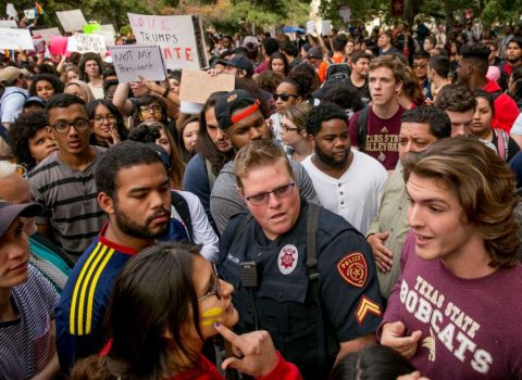 Managing Campus Unrest on College Campuses During the Trump Administration
