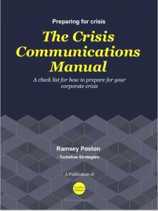 Crisis Communicaitons